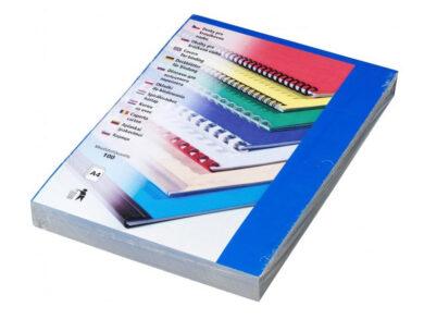 Desky kartónové CHROMO A4/100ks, modré(212250006)