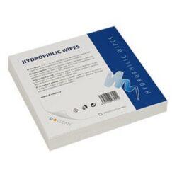Čistící hydrofilní utěrky na bílé tab.,40ks-Velice měkká utěrka je vyrobena jako netkaná textilie z polypropylénového mikrovlákna. Určená k rychlému stírání povrchů. Obzvláště vhodná ke stírání bílých tabulí. V balení: 40 ks