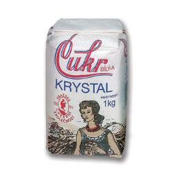 Cukr krystal,krupice 1kg