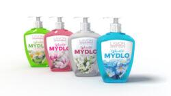 Mýdlo tekuté LAVON 500 ml-Tekuté mýdlo pro čisté, hebké a voňavé ruce
