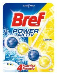 Bref Power aktiv WC blok 50g